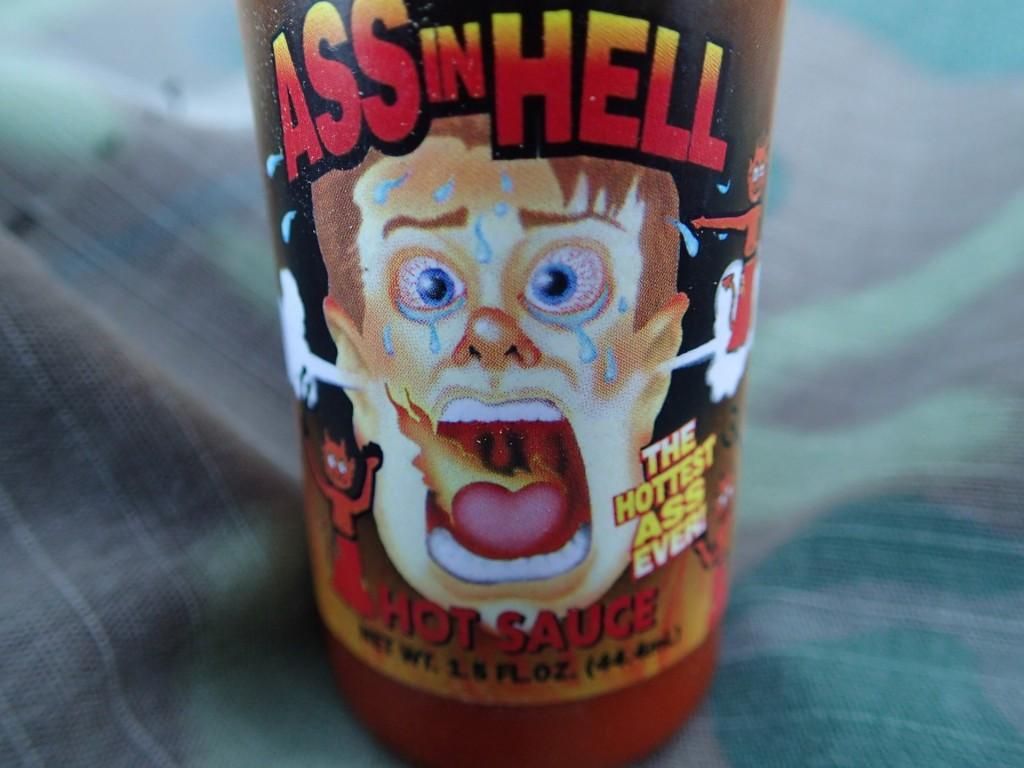 Hot Sauce 5