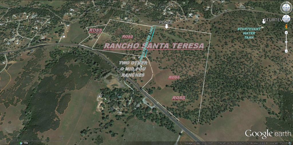 ROSS RANCHO SANTA TERESA