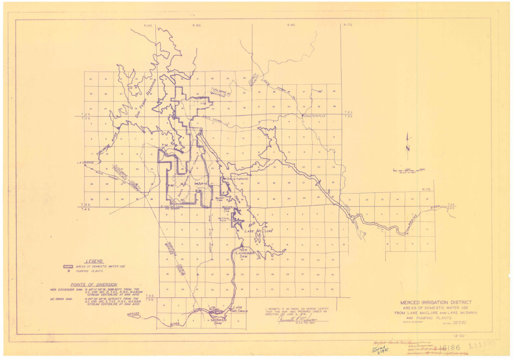 JUN 15 1978 MAP SHOWS SIERRA HIGHLANDS WATER COMPANY BOUNDARIES