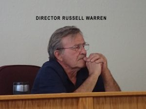 DIRECTOR RUSSELL WARREN