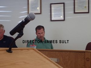 Director James Sult May 16 2016
