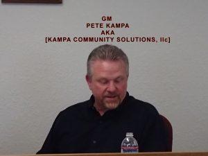 GM PETE KAMPA May 16 2016
